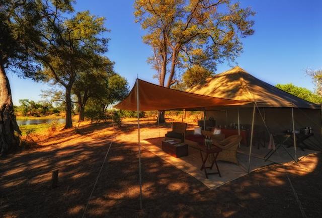 Saile Tented Camp in Botswana