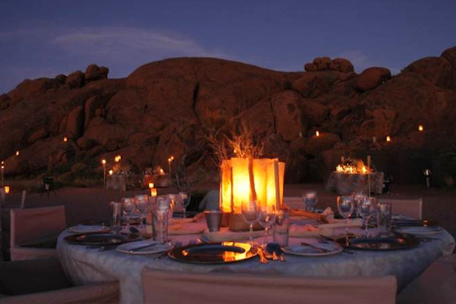 Sossusvlei Lodge in namibia