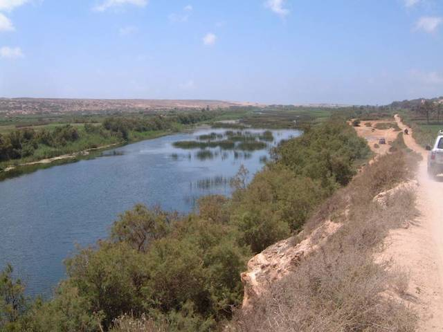 Souss Massa National Park in Morocco