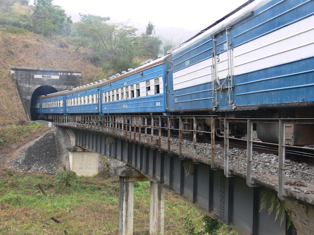 TAZARA Train in Tanzania