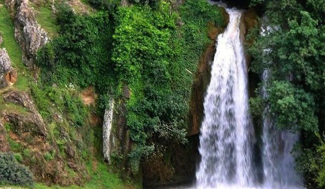 Tazekka National Park in morocco