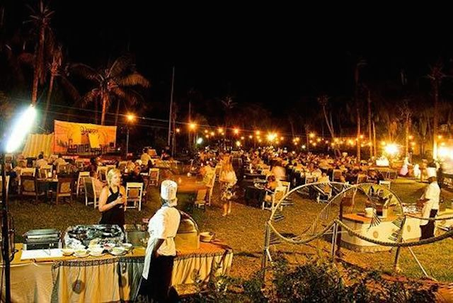wedding at Voyager Beach Resort