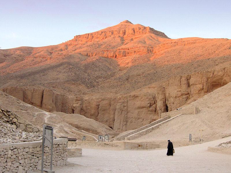 Al-Qurn near Luxor, Egypt