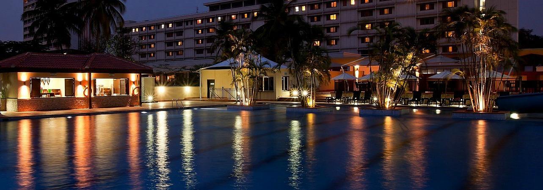 Sun Palace Hotel Lagos