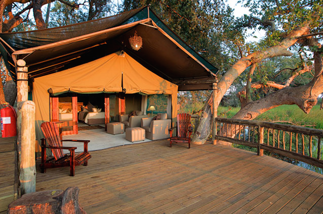 15 Places To Go Glamping In Botswana Afktravel