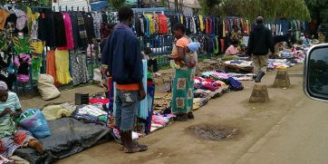market in lusaka in zambia