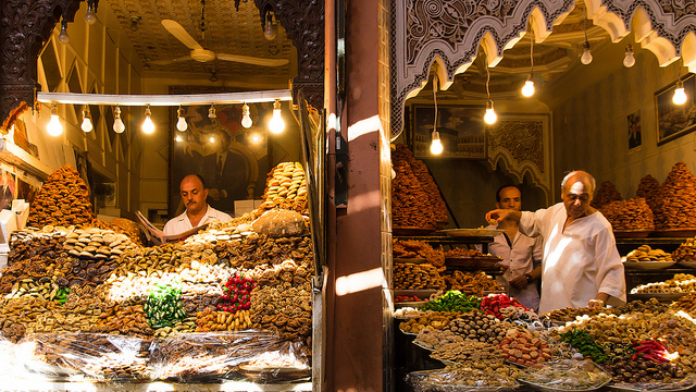 marrakech pastry