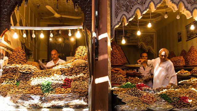 marrakech pastry