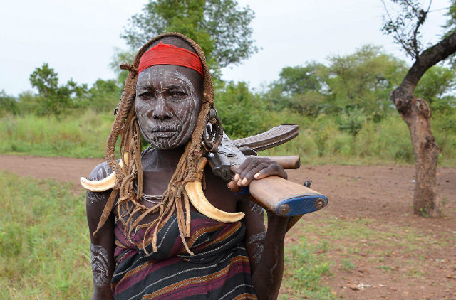 15 Things You Didn't Know About The Mursi People Of Ethiopia