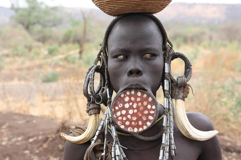 15 Things You Didn't Know About The Mursi People Of Ethiopia | Page 14 |  AFKTravel