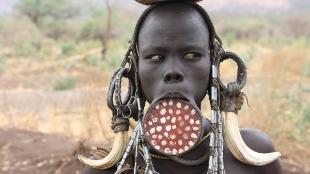 15 Things You Didn't Know About The Mursi People Of East Africa