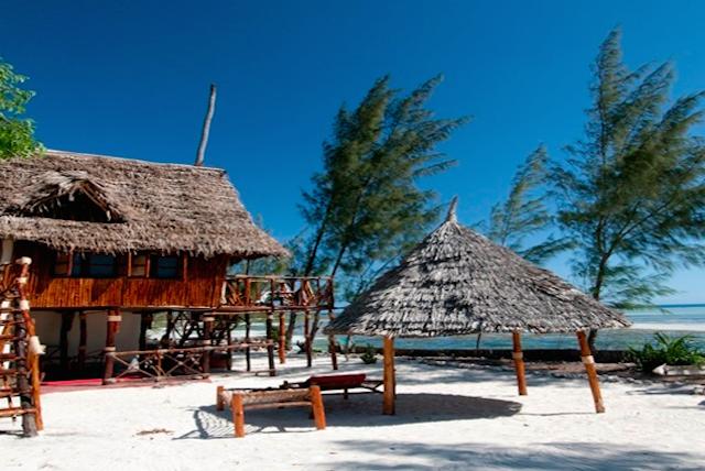 promised land lodge in zanzibar