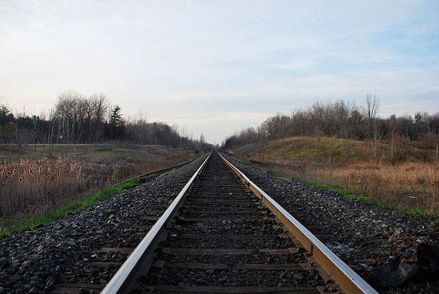 railway in zambia
