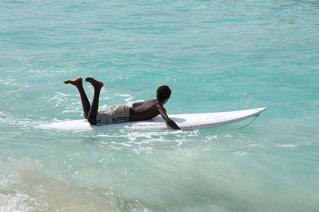 surfing safari in cape verde