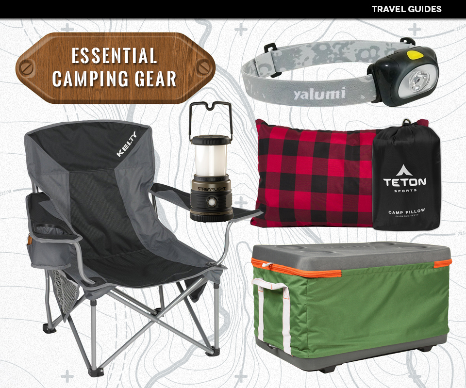 Buying Guide Essential Camping Gear For Africa