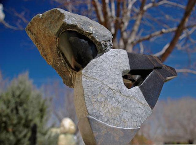 Chapungu Sculpture Park in harare zimbabwe