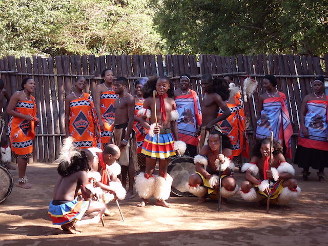 Mantenga_Cultural_Village in swaziland