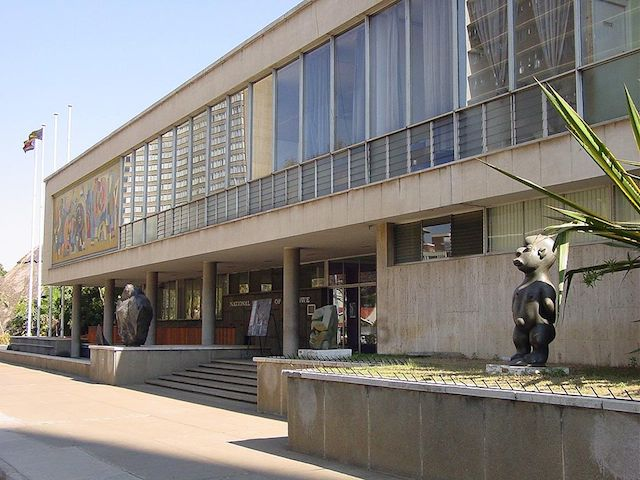National_Gallery_Zimbabwe in harare