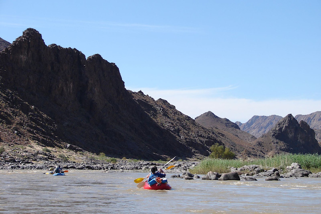 OrangeRiverRafting Aqua Trail