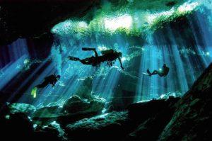 Regona scuba diving in cape verde
