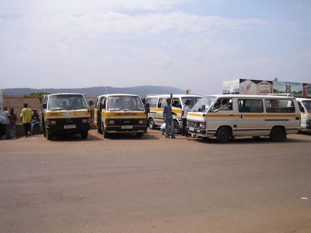 TaxiBuses in durban