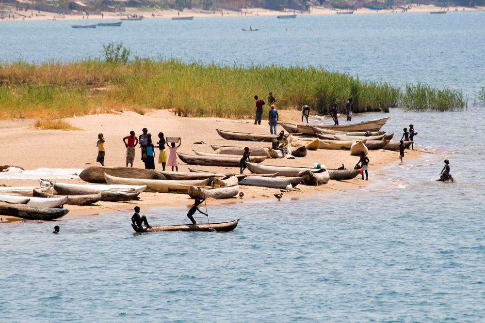 fishing lake malawi