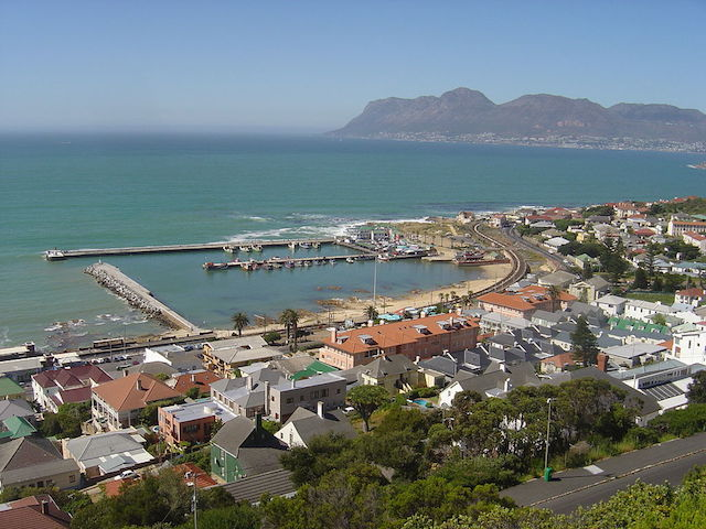 kalk Bay Ours Cafe Cape Town