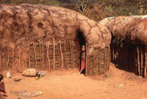 maasai houses