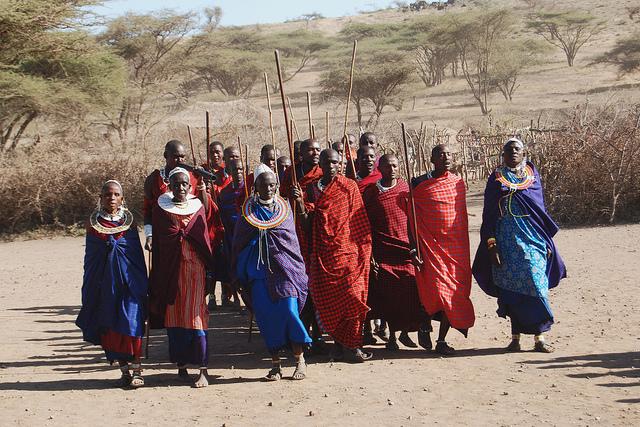 maasai population