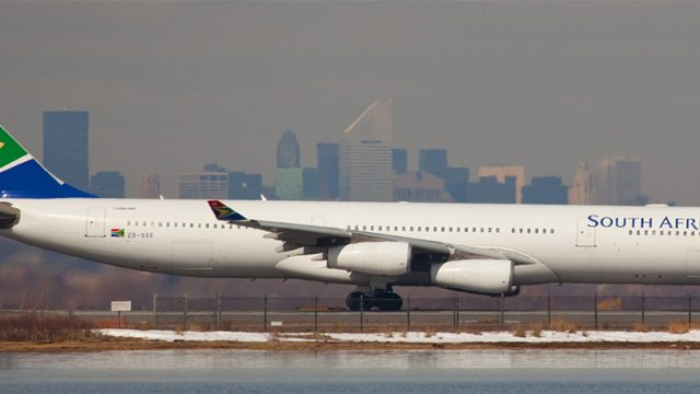 Deal Of The Week: SAA 5-Day-Only Holiday Sale - Fares From