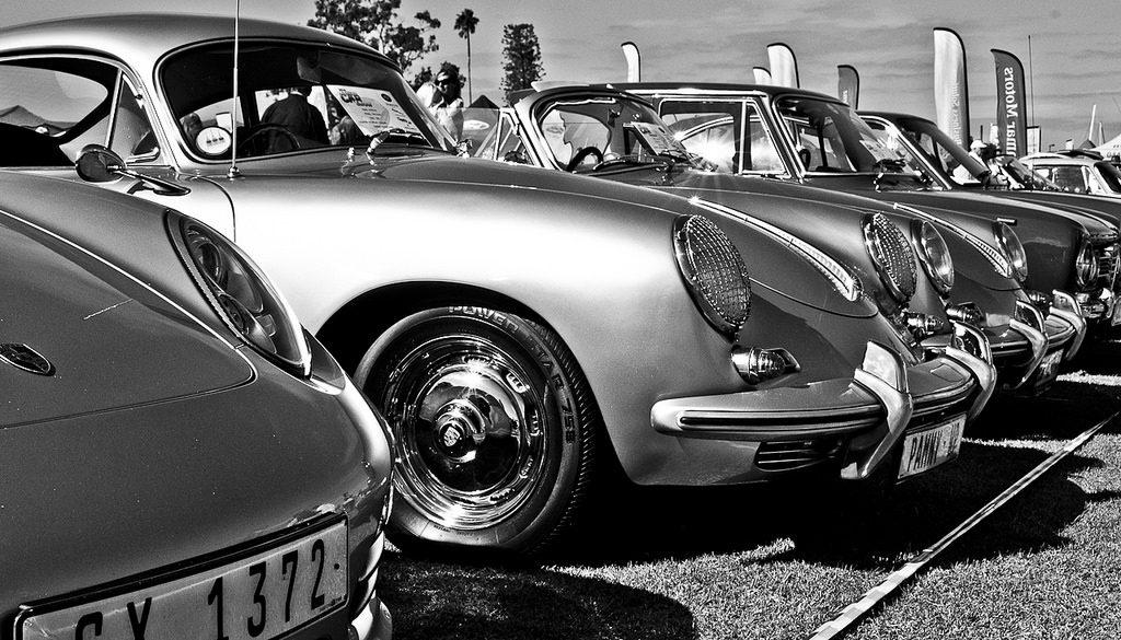 vintage cars knysna