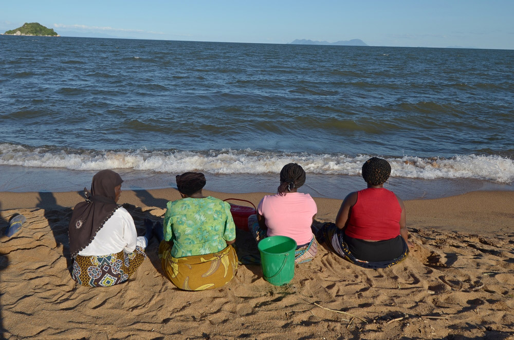 wives lake malawi