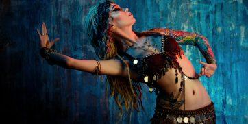 belly dancing in Cairo