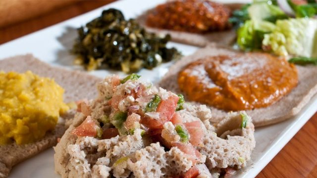 foods to try in Ethiopia