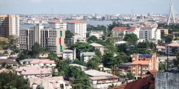 neighborhoods in lagos