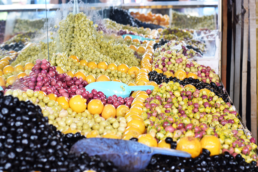 Olives Rabat