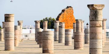 Tour Hassan in Rabat
