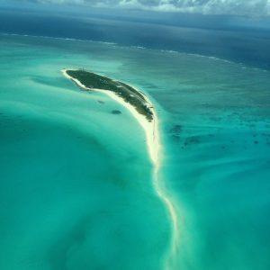 medjumbe island aerial