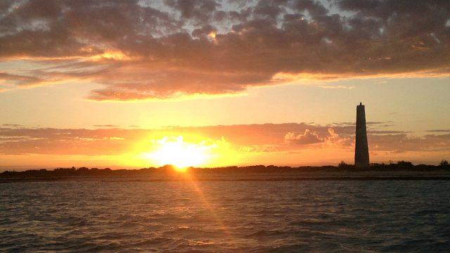 medjumbe sunset