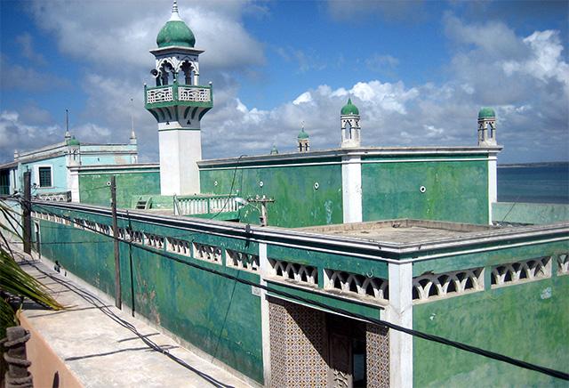mosque mozambique