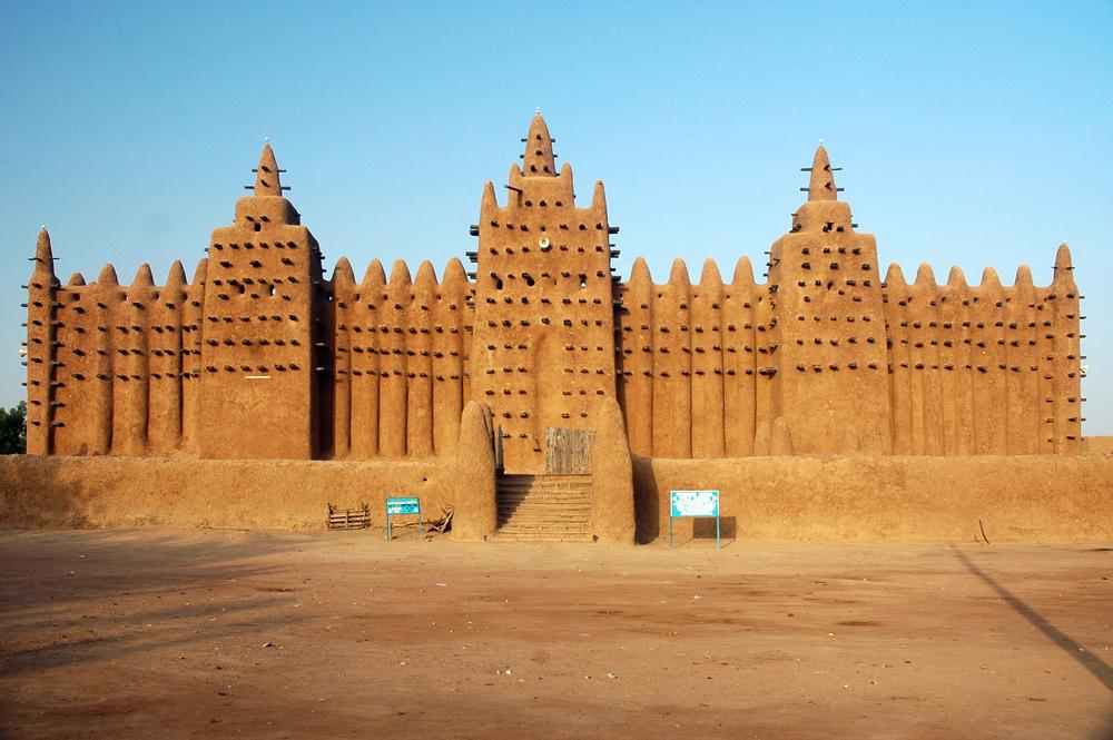 mud mosque djenne