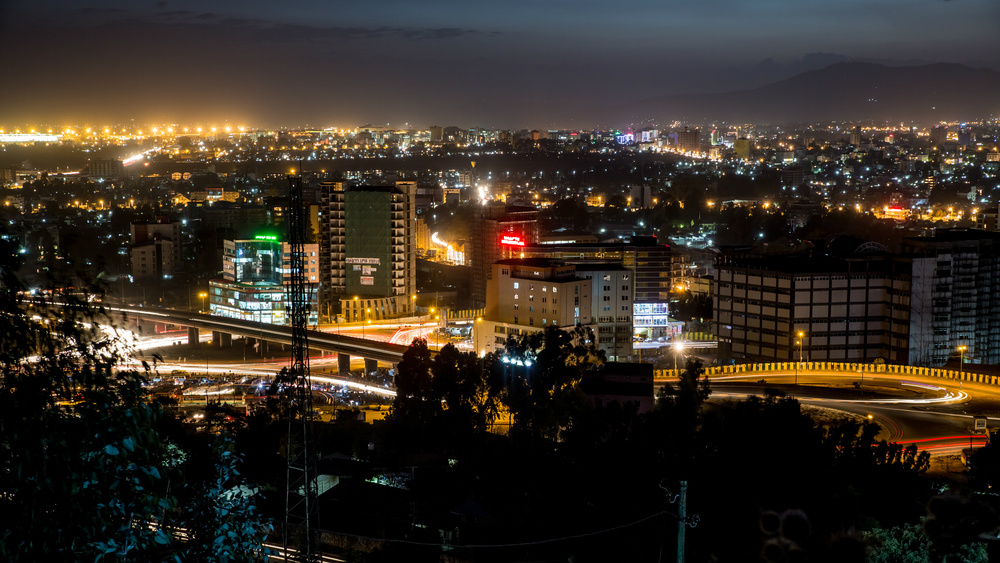 addis at night