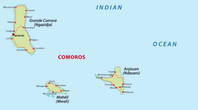 10 Things You Didnt Know About Comoros AFKTravel