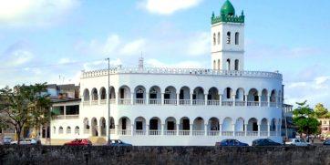 mosque in comoros