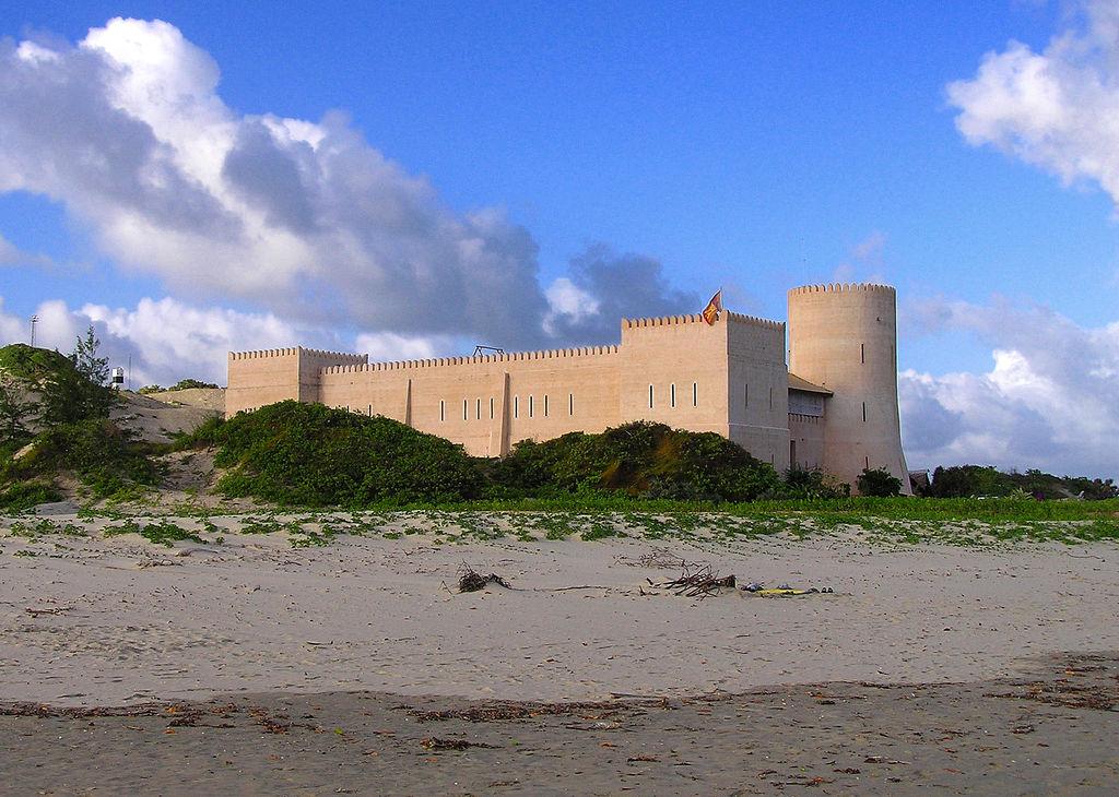 shela beach fort