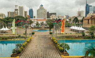 nairobi view