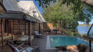 Sausage Tree Camp in Zambia