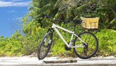 Seychelles bike
