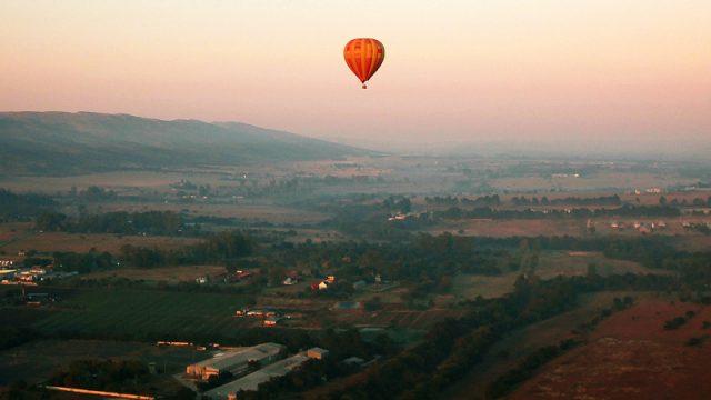 balloon magaliesburg