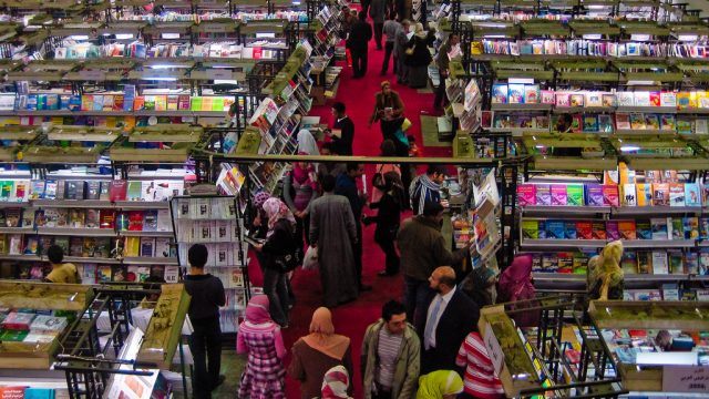 cairo book fair